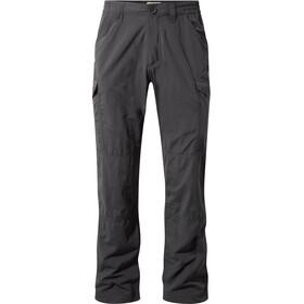 Craghoppers NosiLife Cargo II Trousers Men Black Pepper